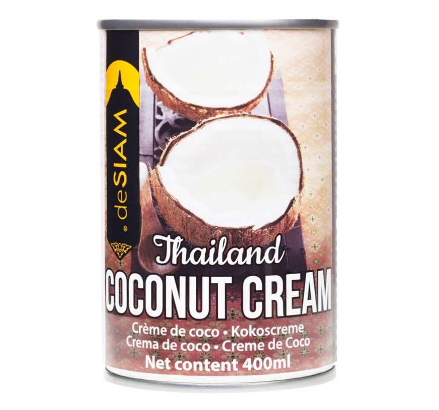 deSIAM泰式椰漿 Coconut cream 165ml