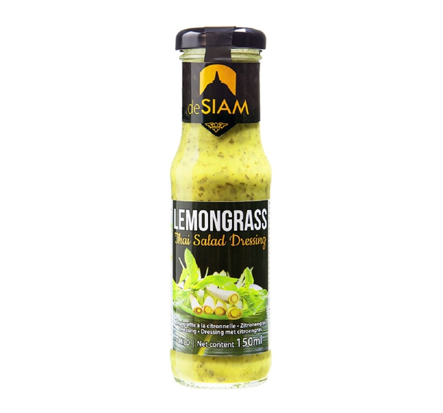 deSIAM暹羅泰式香茅醬 Lemongrass dressing 150ml